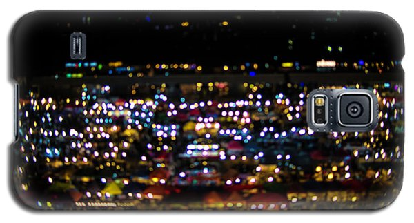Blurred City Lights  Galaxy S5 Case