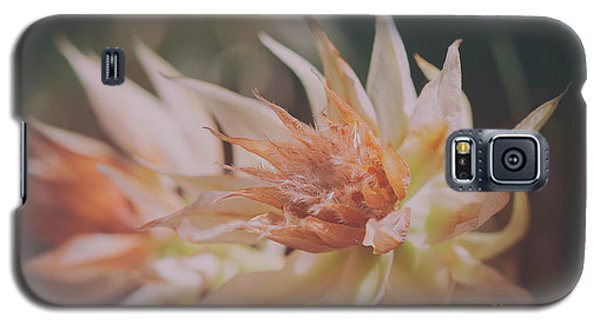 Galaxy S5 Case featuring the photograph Blushing Bride by Linda Lees
