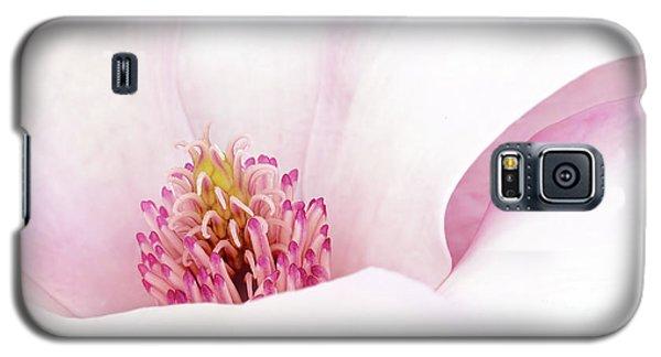 Blushing Magnolia Galaxy S5 Case