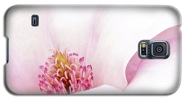Blushing Magnolia Galaxy S5 Case