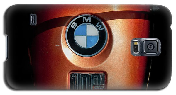Galaxy S5 Case featuring the photograph Bmw 100 S by Britt Runyon