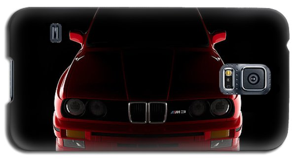 Bmw M3 E30 - Front View Galaxy S5 Case