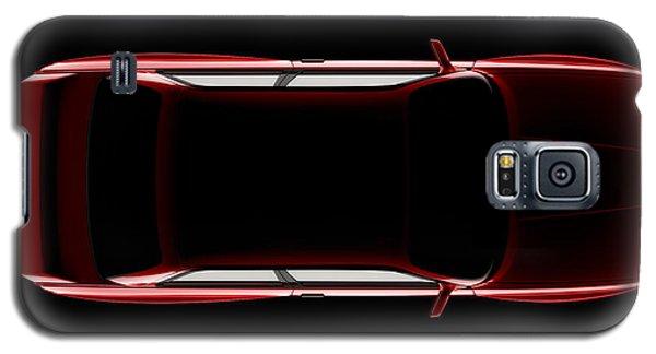 Bmw M3 E30 - Top View Galaxy S5 Case