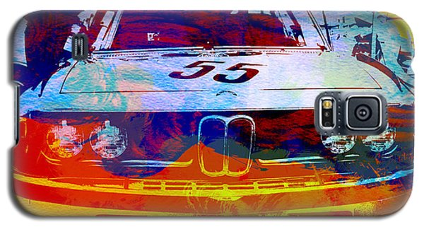 Car Galaxy S5 Case - Bmw Racing by Naxart Studio