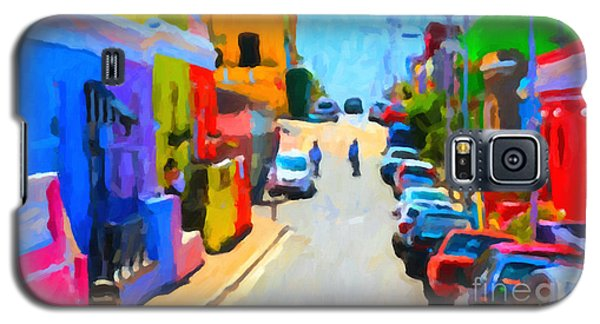 Bo-kaap Galaxy S5 Case by Chris Armytage