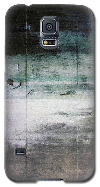 Boardwalk Blues- Art By Linda Woods Galaxy S5 Case by Linda Woods