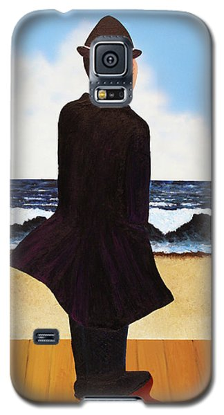 Boardwalk Man Galaxy S5 Case