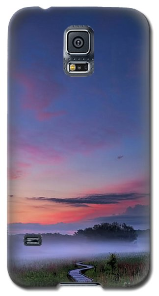 Boardwalk Galaxy S5 Case