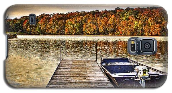 Boat Dock Le-aqua-na II Galaxy S5 Case