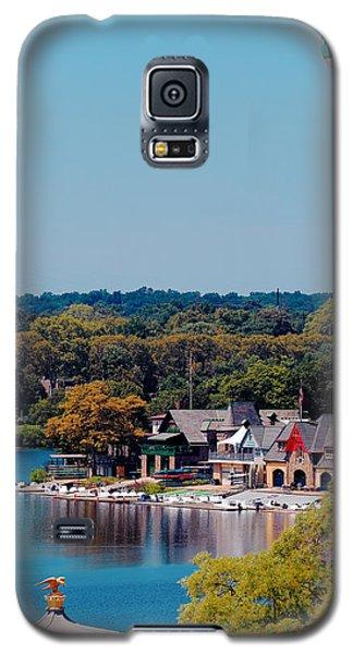 Boat House Row Galaxy S5 Case