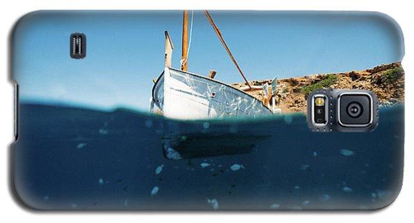 Boat I Galaxy S5 Case