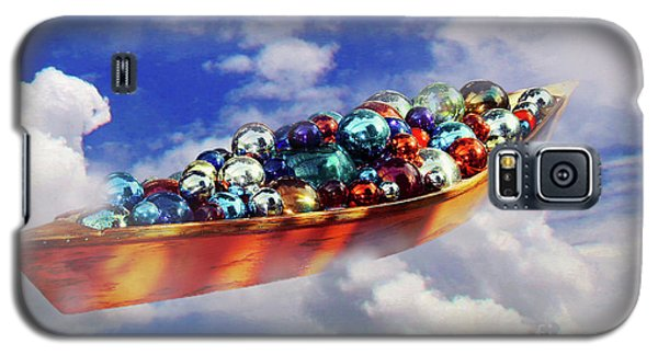 Boat In The Clouds Galaxy S5 Case