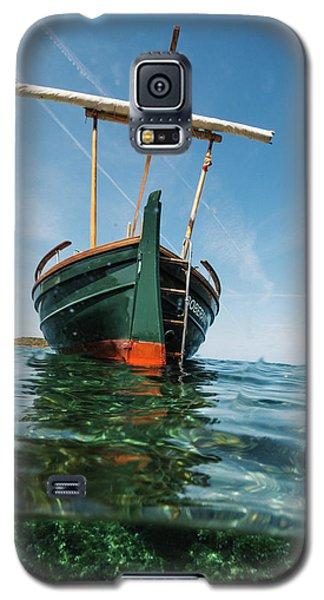Boat Vi Galaxy S5 Case