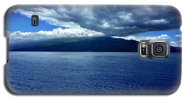 Galaxy S5 Case featuring the photograph Boat View 2 by Michael Albright
