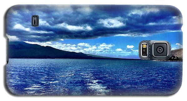 Boat View Galaxy S5 Case by Michael Albright