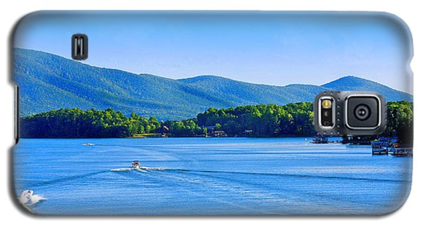Boaters On Smith Mountain Lake Galaxy S5 Case