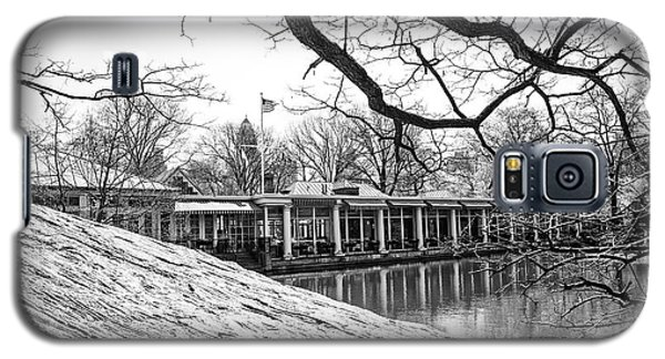 Boathouse Central Park Galaxy S5 Case