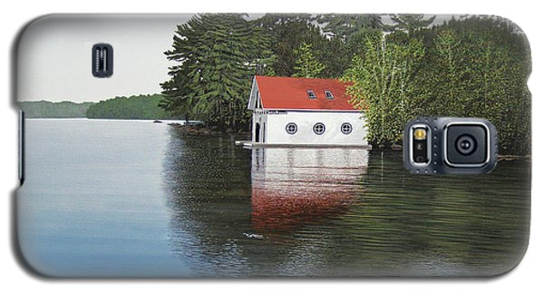 Boathouse Galaxy S5 Case