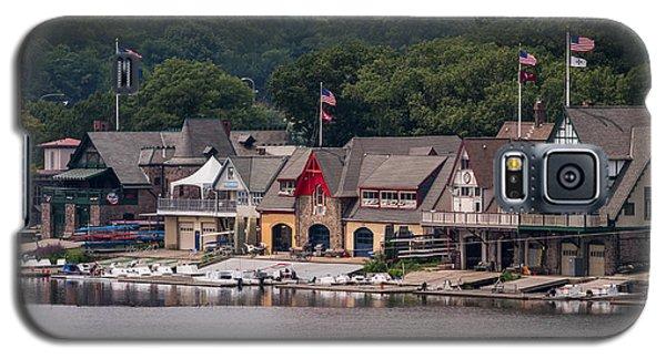 Boathouse Row Philadelphia Pa  Galaxy S5 Case