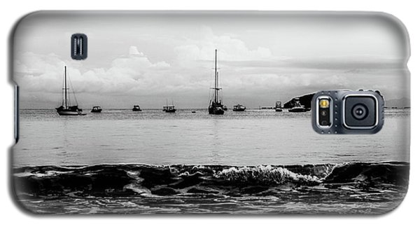 Boats And Waves 2 Galaxy S5 Case