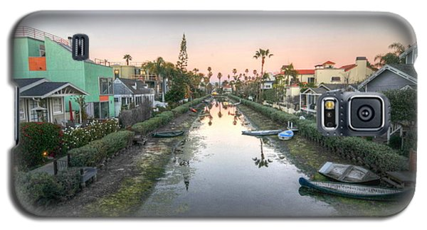 Boats On The Side Galaxy S5 Case