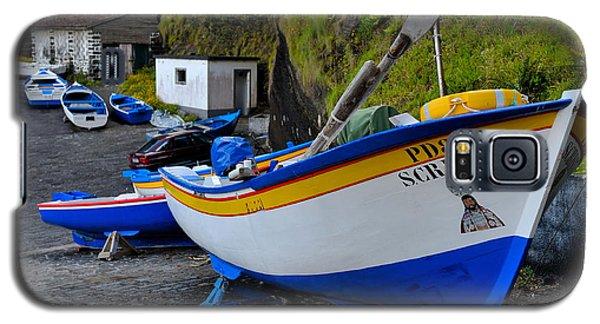 Boats,fishing-19 Galaxy S5 Case