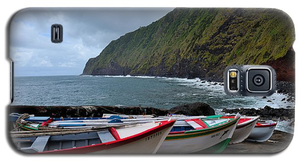 Boats,fishing-23 Galaxy S5 Case