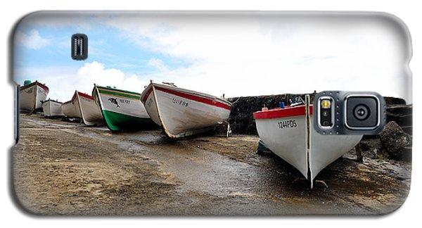 Boats,fishing-24 Galaxy S5 Case