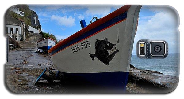 Boats,fishing-26 Galaxy S5 Case