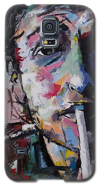 Bob Dylan Galaxy S5 Case by Richard Day