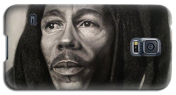 Bob Marley Drawing Galaxy S5 Case