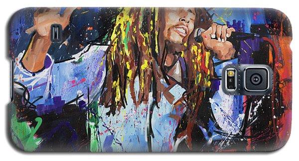 Bob Marley Galaxy S5 Case by Richard Day