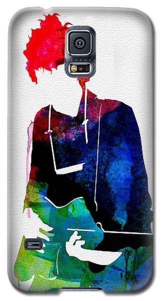 Bob Watercolor Galaxy S5 Case by Naxart Studio