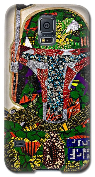 Boba Fett Star Wars Afrofuturist Collection Galaxy S5 Case