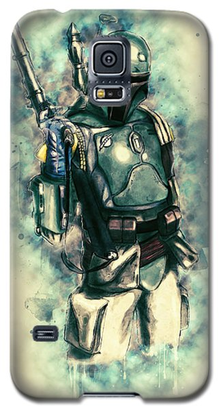 Boba Fett Galaxy S5 Case