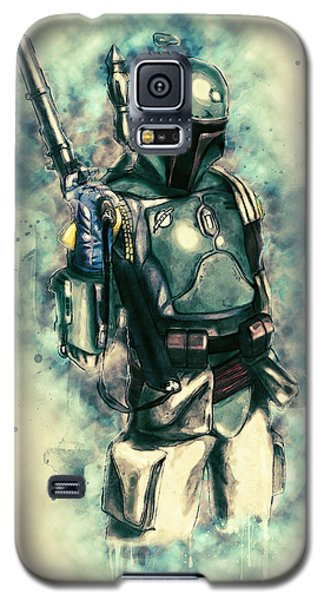 Star Wars Galaxy S5 Case - Boba Fett by Zapista Zapista