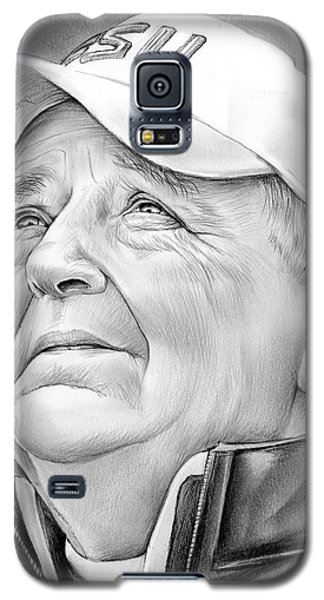 Florida State Galaxy S5 Case - Bobby Bowden by Greg Joens