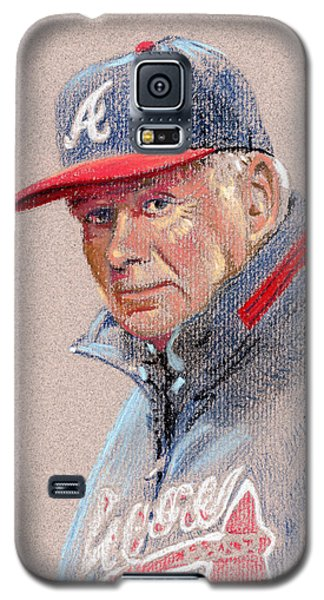 Bobby Cox Galaxy S5 Case by Donald Maier