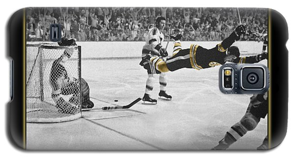 Bobby Orr 6 Galaxy S5 Case