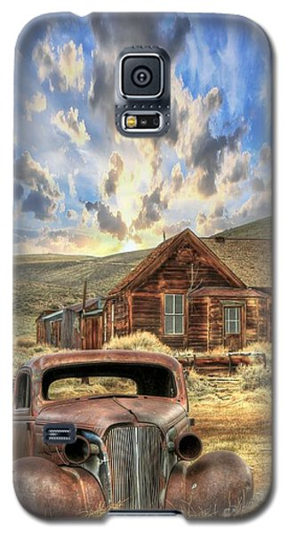Bodie Ghost Town Galaxy S5 Case by Benanne Stiens