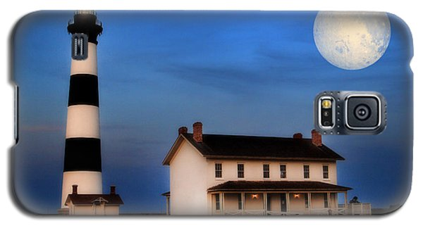 Bodie Island Lighthouse Galaxy S5 Case by Cindy Haggerty