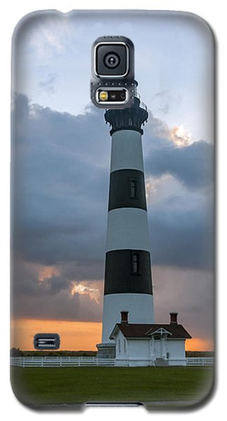 Bodie Island Lighthouse Sunset Galaxy S5 Case