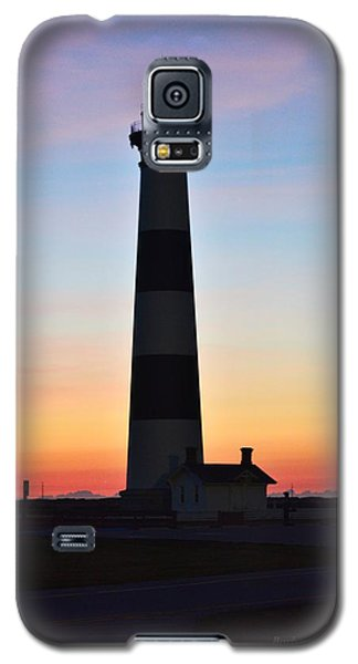 Bodie Lighthouse At Sunrise Galaxy S5 Case