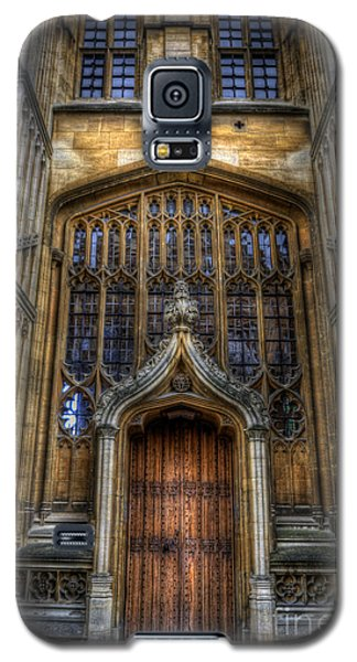 Bodleian Library Door - Oxford Galaxy S5 Case