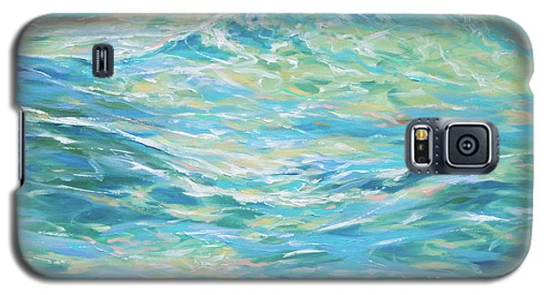 Bodysurfing Rolling Wave Galaxy S5 Case