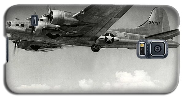 Boeing B17 1944 Galaxy S5 Case