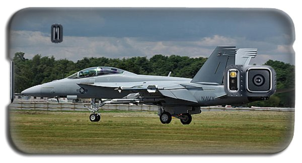 Galaxy S5 Case featuring the photograph Boeing Super Hornet  by Tim Beach