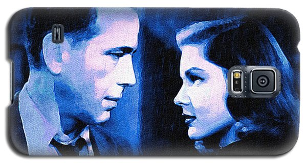 Bogart And Bacall - The Big Sleep Galaxy S5 Case