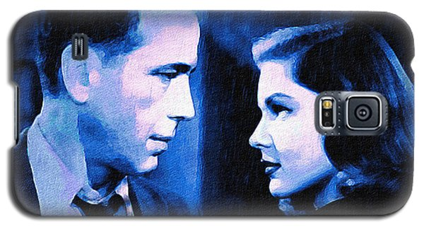 Bogart And Bacall - The Big Sleep Galaxy S5 Case