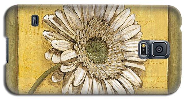 Daisy Galaxy S5 Case - Bohemian Daisy 1 by Debbie DeWitt